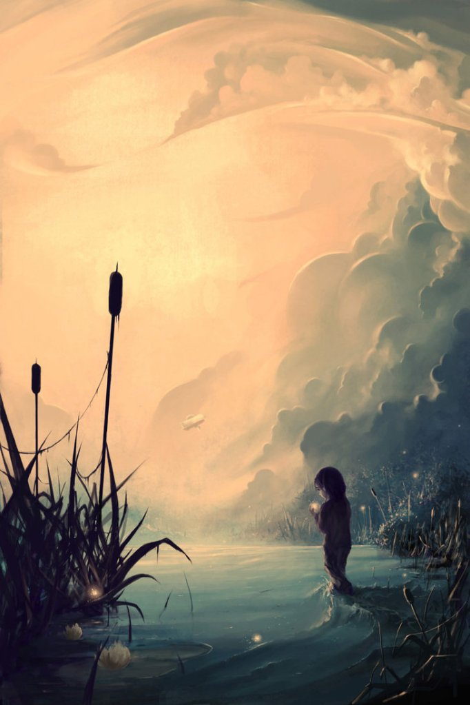 "Cyril Rolando, ""Evanescent Sunrise"""