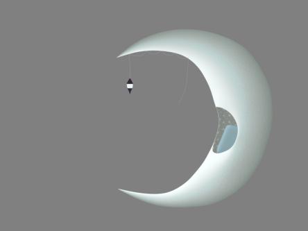 Moon progress.